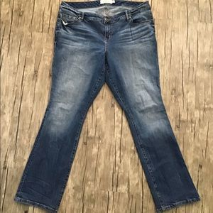Torrid Blue Jeans In Excellent Condition